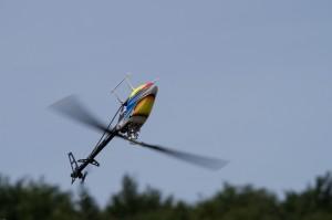 Blade 360 CFX in Action